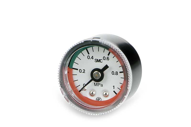 Analogic pressure gauge