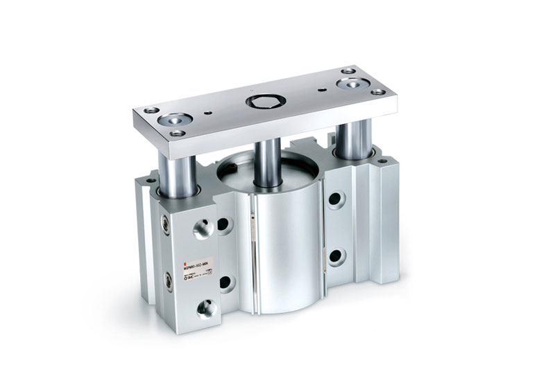 Standard Guided Cylinder with End Lock