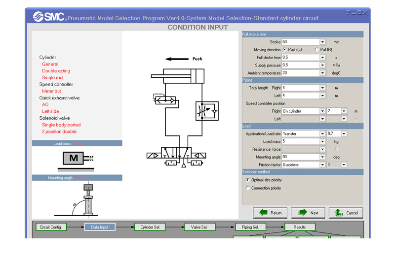 Model Selection Software